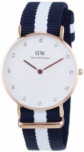 [ダニエル ウェリントン]Daniel Wellington Classy Glasgow Analog Display Quartz 0953DW