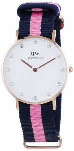[ダニエル ウェリントン]Daniel Wellington Classy Winchester Analog Display Quartz 0952DW
