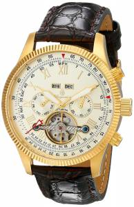 [ブルゲルマイスター]Burgmeister 腕時計 Analog Display Automatic Self Wind Brown Watch BM330-275 メンズ [並行輸入品]