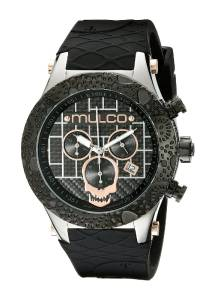 [マルコ]MULCO 腕時計 Couture Analog Display Swiss Quartz Black Watch MW5-2331-025 メンズ [並行輸入品]