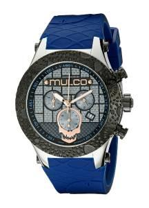 [マルコ]MULCO 腕時計 Couture Analog Display Swiss Quartz Blue Watch MW5-2331-044 メンズ [並行輸入品]