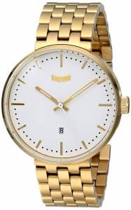 [ベスタル]Vestal 腕時計 Roosevelt Metal Analog Display Analog Quartz Gold Watch ROS3M001 ユニセックス [並行輸入品]