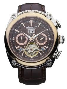 [インガソール]Ingersoll 腕時計 Las Vegas Analog Display Automatic Self Wind Brown Watch IN6909RBR メンズ [並行輸入品]