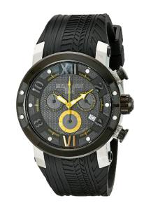 [マルコ]MULCO 腕時計 Prix Tire Analog Display Swiss Quartz Black Watch MW5-3219-029 メンズ [並行輸入品]