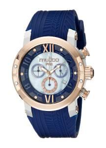 [マルコ]MULCO 腕時計 Prix Tire Analog Display Swiss Quartz Blue Watch MW5-3219-043 ユニセックス [並行輸入品]