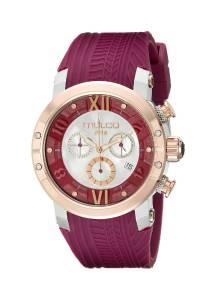 [マルコ]MULCO 腕時計 Prix Tire Analog Display Swiss Quartz Purple Watch MW5-3219-523 レディース [並行輸入品]
