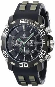 [ブルゲルマイスター]Burgmeister 腕時計 Analog Display Quartz Black Watch BMT01-622a メンズ [並行輸入品]