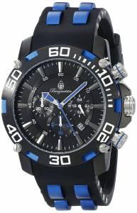 [ブルゲルマイスター]Burgmeister 腕時計 Analog Display Quartz Black Watch BMT01-622b メンズ [並行輸入品]
