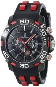 [ブルゲルマイスター]Burgmeister 腕時計 Analog Display Quartz Black Watch BMT01-622c メンズ [並行輸入品]