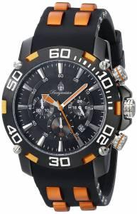 [ブルゲルマイスター]Burgmeister 腕時計 Analog Display Quartz Black Watch BMT01-622d メンズ [並行輸入品]