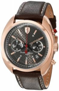[フェラーリ]Ferrari 腕時計 Formula Sportiva Analog Display Quartz Brown Watch 830210 メンズ [並行輸入品]