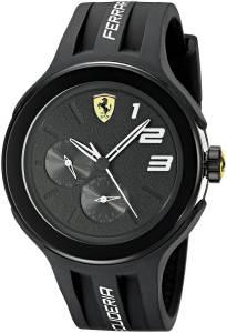 [フェラーリ]Ferrari 腕時計 FXX Black Sport Watch 830225 メンズ [並行輸入品]