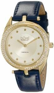 [バージ]Burgi 腕時計 Analog Display Japanese Quartz Blue Watch BUR122BU レディース [並行輸入品]