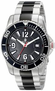 [ブルゲルマイスター]Burgmeister 腕時計 Analog Display Quartz Silver Watch BM531-127A メンズ [並行輸入品]