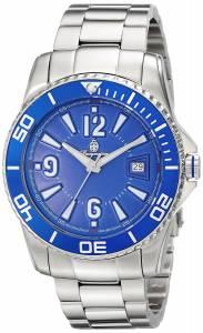 [ブルゲルマイスター]Burgmeister 腕時計 Analog Display Quartz Silver Watch BM531-131 メンズ [並行輸入品]