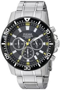 [パルサー]Pulsar 腕時計 Analog Display Analog Quartz Silver Watch PT3641X メンズ [並行輸入品]