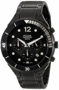 [パルサー]Pulsar 腕時計 Analog Display Analog Quartz Black Watch PT3637 メンズ [並行輸入品]