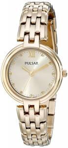 [パルサー]Pulsar 腕時計 Analog Display Analog Quartz Gold Watch PH8126 レディース [並行輸入品]