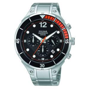 [パルサー]Pulsar 腕時計 Analog Display Analog Quartz Silver Watch PT3635 メンズ [並行輸入品]
