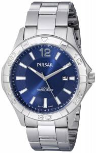 [パルサー]Pulsar 腕時計 Analog Display Analog Quartz Silver Watch PH9077X メンズ [並行輸入品]