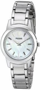 [パルサー]Pulsar 腕時計 SilverTone Bracelet Watch PRW011 レディース [並行輸入品]