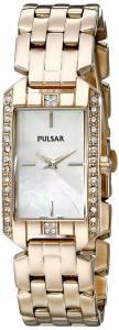 [パルサー]Pulsar 腕時計 GoldTone Watch PRW006 レディース [並行輸入品]