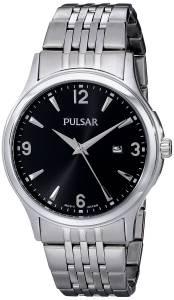 [パルサー]Pulsar 腕時計 Analog Display Analog Quartz Silver Watch PH9075 メンズ [並行輸入品]
