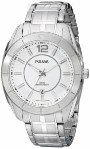 [パルサー]Pulsar 腕時計 Analog Display Analog Quartz Silver Watch PS9339 メンズ [並行輸入品]