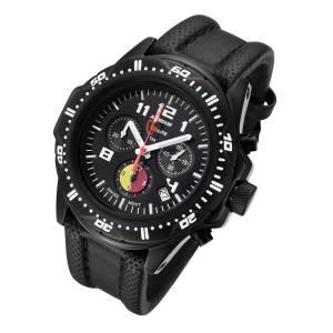 [アーマーライト]Armourlite 腕時計 FireFighter Edition H3 Tritium Watch Leather Band AL89 [並行輸入品]
