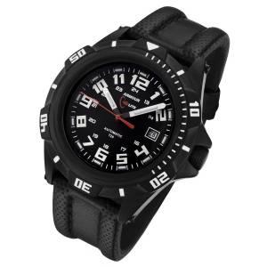 [アーマーライト]Armourlite 腕時計 Swiss Tritium Automatic Pro Blue Watch Leather Band AL411 [並行輸入品]
