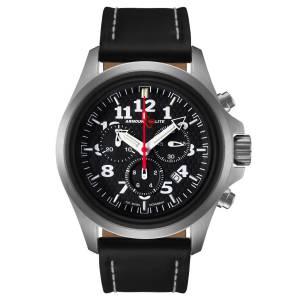 [アーマーライト]Armourlite 腕時計 Officer Series Chronograph Watch Leather Band AL802 [並行輸入品]