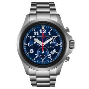 [アーマーライト]Armourlite 腕時計 Officer Series Blue Dial Chrono Watch AL814 [並行輸入品]