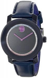 [モバード]Movado 腕時計 Bold Analog Display Swiss Quartz Blue Watch 3600228 レディース [並行輸入品]