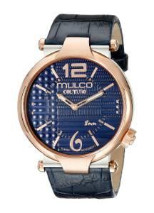 [マルコ]MULCO 腕時計 Couture Slim Analog Display Swiss Quartz Blue Watch MW5-3183-044 メンズ [並行輸入品]