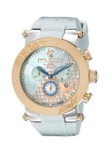[マルコ]MULCO 腕時計 Era Analog Display Swiss Quartz Blue Watch MW3-13403-423 レディース [並行輸入品]