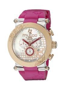 [マルコ]MULCO 腕時計 Era Analog Display Swiss Quartz Purple Watch MW3-13403-523 レディース [並行輸入品]