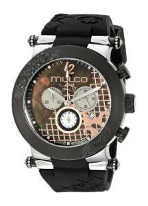 [マルコ]MULCO 腕時計 Era Analog Display Swiss Quartz Black Watch MW3-13403-023 ユニセックス [並行輸入品]