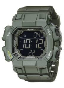 [ブルゲルマイスター]Burgmeister 腕時計 Digital Display Quartz Green Watch BM804-020 メンズ [並行輸入品]