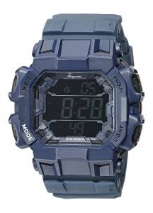 [ブルゲルマイスター]Burgmeister 腕時計 Digital Display Quartz Blue Watch BM804-023 メンズ [並行輸入品]