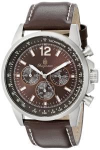 [ブルゲルマイスター]Burgmeister 腕時計 Analog Display Quartz Brown Watch BM608-195 メンズ [並行輸入品]