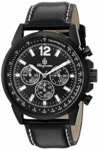 [ブルゲルマイスター]Burgmeister 腕時計 Analog Display Quartz Black Watch BM608-622A メンズ [並行輸入品]