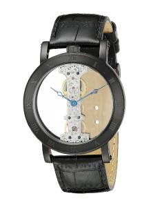 [ブルゲルマイスター]Burgmeister 腕時計 Analog Display Mechanical Hand Wind Black Watch BM331-602A メンズ [並行輸入品]