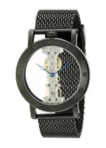 [ブルゲルマイスター]Burgmeister 腕時計 Analog Display Mechanical Hand Wind Black Watch BM331-602B メンズ [並行輸入品]