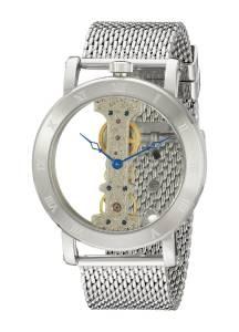 [ブルゲルマイスター]Burgmeister 腕時計 Analog Display Mechanical Hand Wind Silver Watch BM331-101 メンズ [並行輸入品]