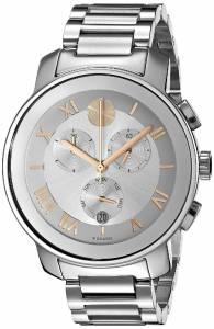 [モバード]Movado 腕時計 Bold Analog Display Swiss Quartz Silver Watch 3600205 レディース [並行輸入品]