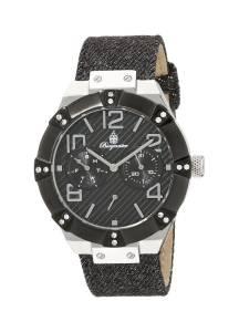 [ブルゲルマイスター]Burgmeister 腕時計 Analog Display Quartz Black Watch BM611-922B レディース [並行輸入品]