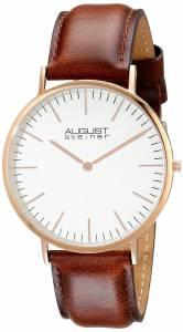 [オーガストシュタイナー]August Steiner 腕時計 Analog Display Japanese Quartz Brown Watch AS8084XRGBR メンズ [並行輸入品]