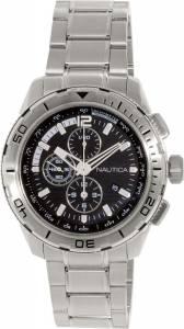 [ノーティカ]Nautica 腕時計 Silver StainlessSteel Quartz Watch N22637G メンズ [並行輸入品]