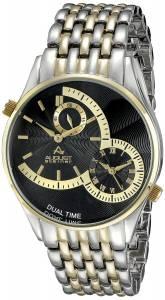 [オーガストシュタイナー]August Steiner 腕時計 Analog Display Swiss Quartz Two Tone Watch AS8141TTG メンズ [並行輸入品]