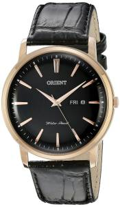 [オリエント]Orient 腕時計 Capital Analog Display Japanese Quartz Black Watch FUG1R004B0 メンズ [並行輸入品]
